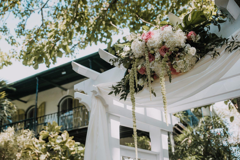 Hemingway_Home_Wedding_Jess_Ed-53 weddings wedding lifestyle key west florida keys %sitename