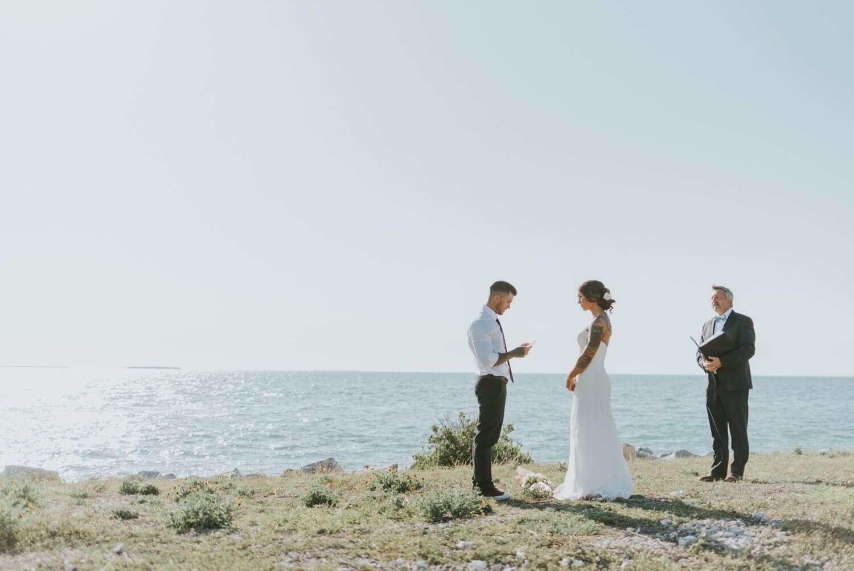 Fort Zachary Taylor Elopement KJ 12 - Key West Elopement - Fort Zachary Taylor - Key West Wedding Photographer