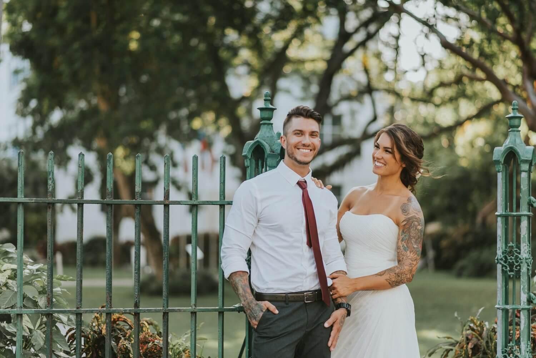 Fort Zachary Taylor Elopement KJ 28 - Key West Elopement - Fort Zachary Taylor - Key West Wedding Photographer