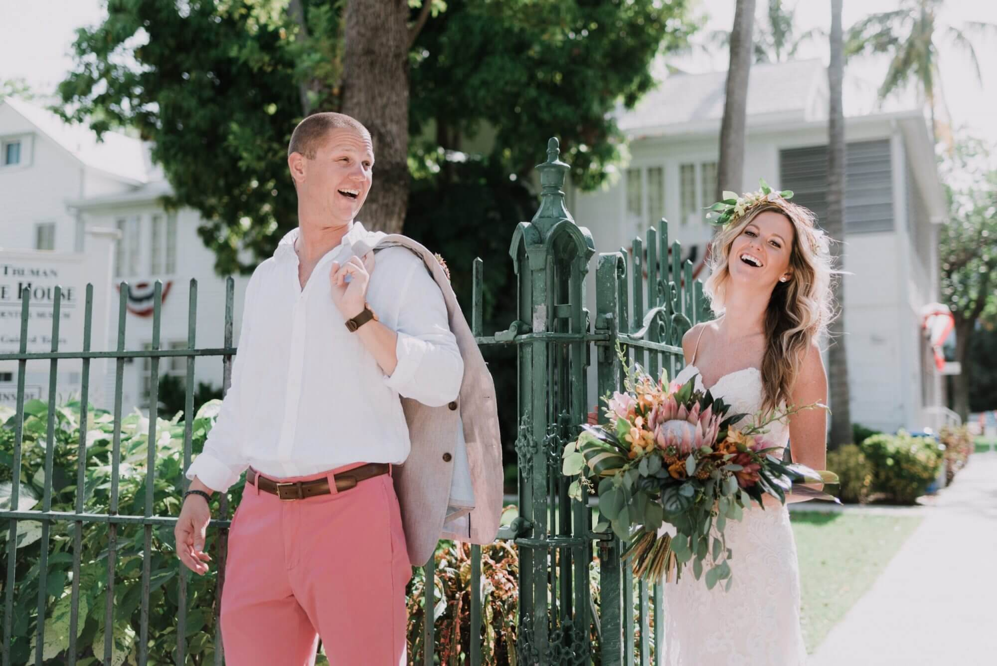 destination wedding photography key west