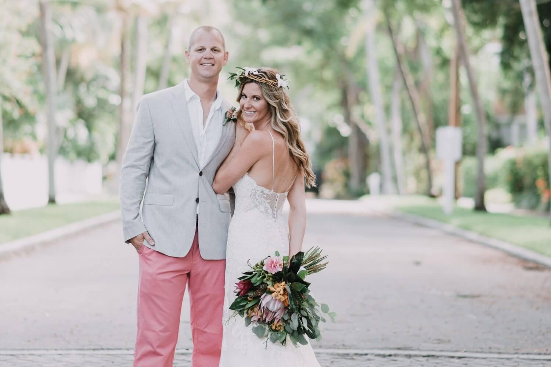Truman annex wedding