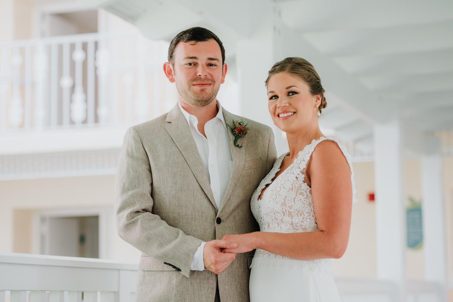 Ocean Key wedding