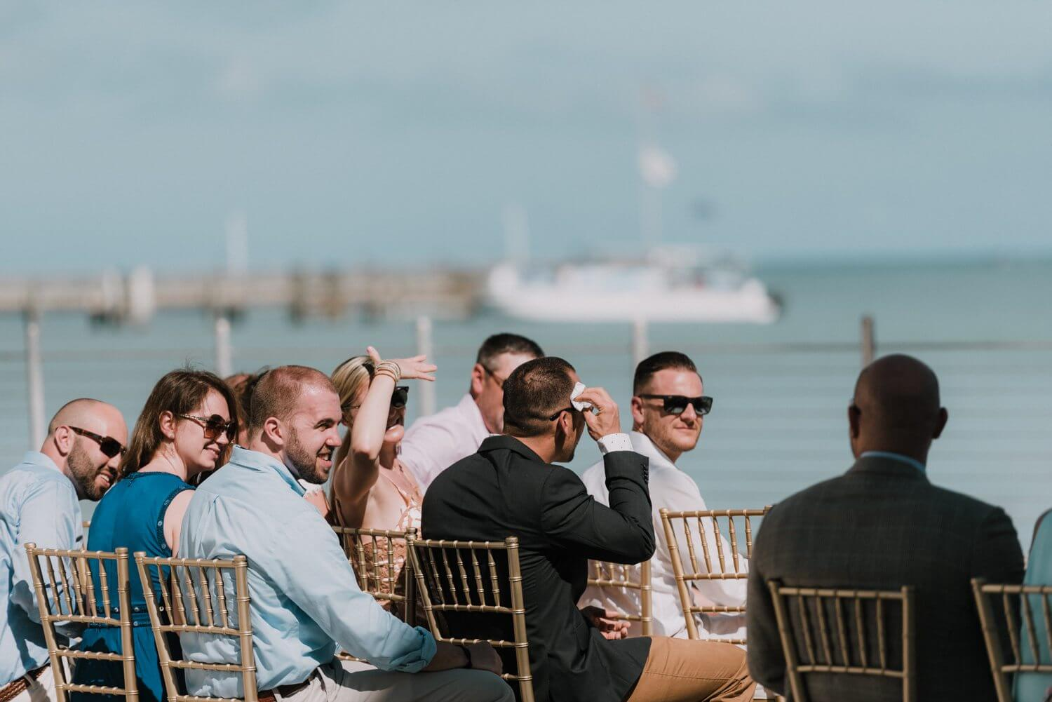 Southernmost Beach Resort Wedding