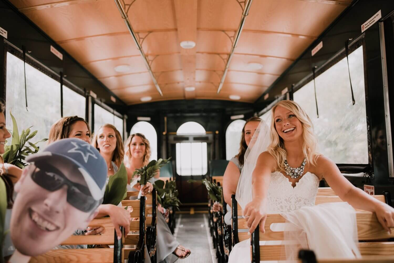 key west wedding photos hyatt centric key west old town trolley
