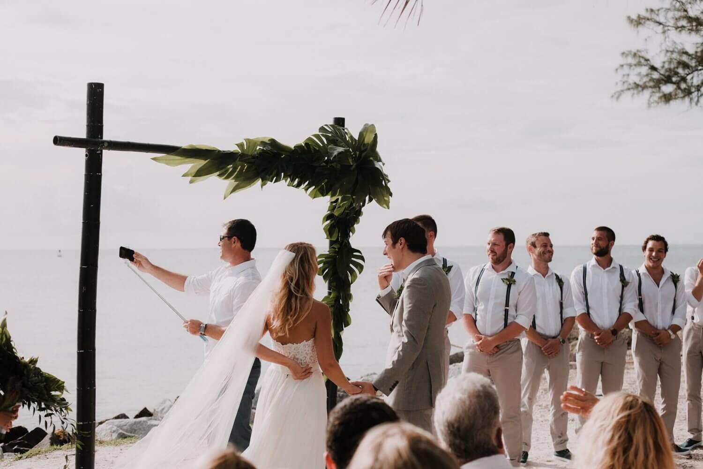 key west wedding photos fort zachary taylor key west