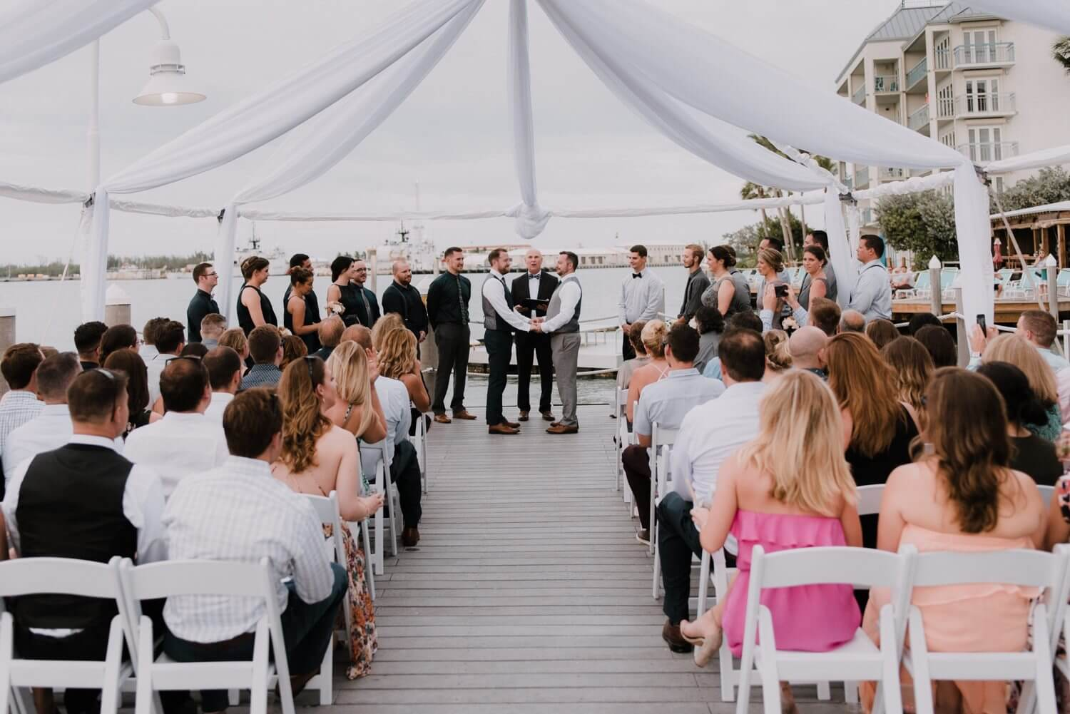 hyatt centric key west wedding