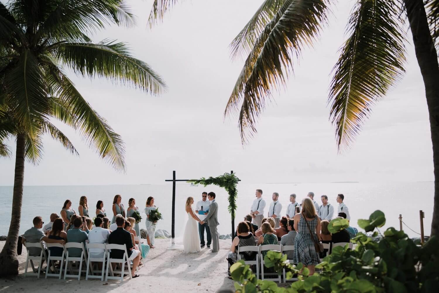 key west wedding photographer fort zachary taylor key west
