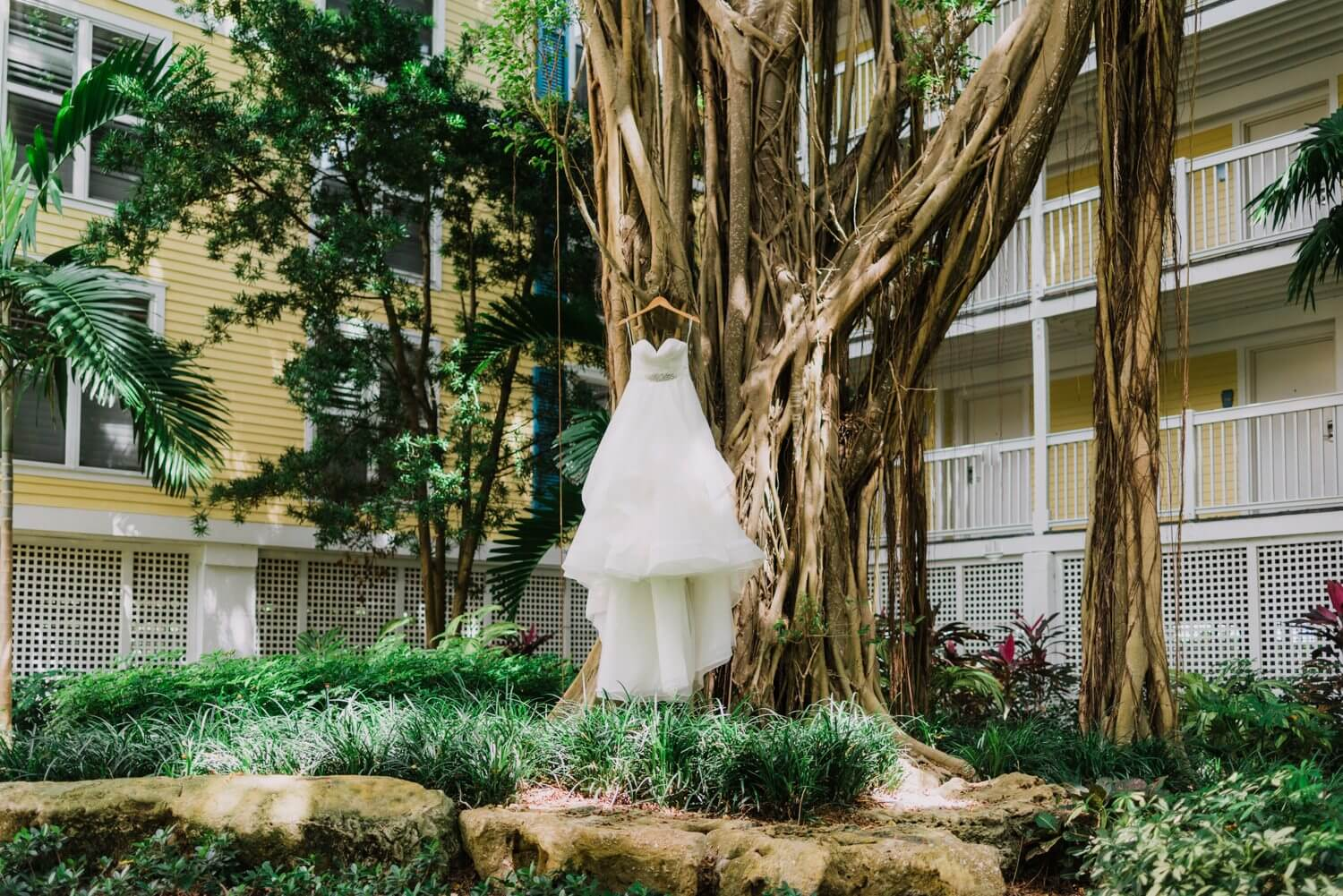 key west wedding dress