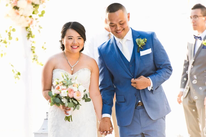 wedding photographer Key West Marriott Beachside