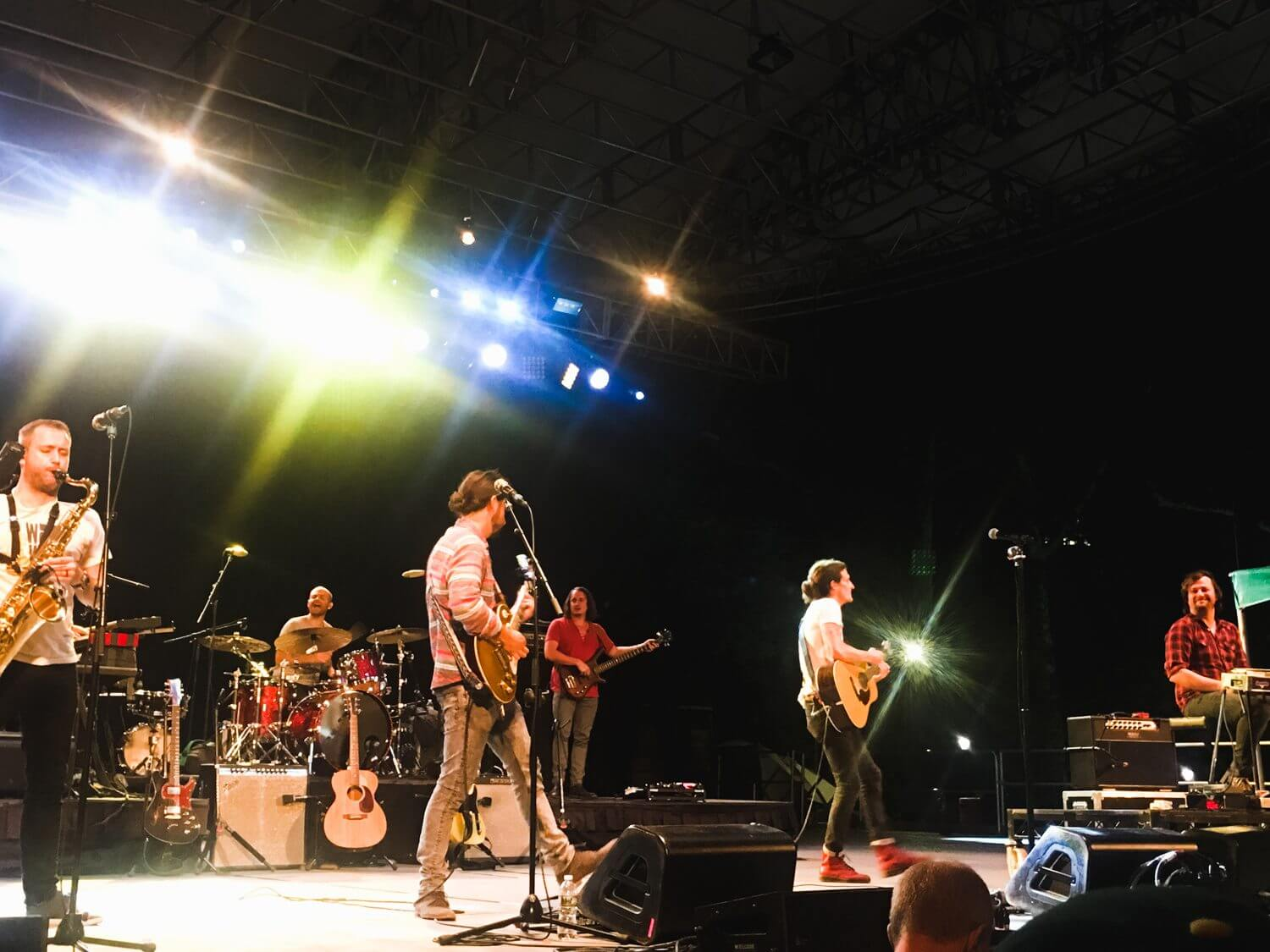 revivalists nyc summer stage