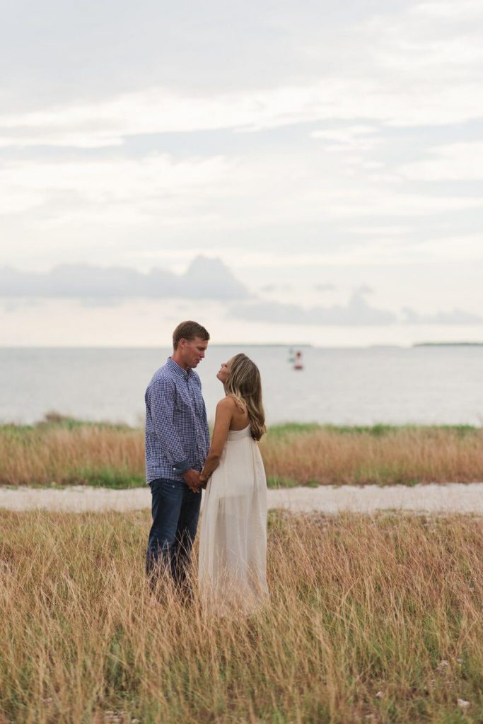 michael freas photography 8 2 683x1024 - SOPHIE + SHAUN //  KEY WEST ENGAGEMENT // FORT ZACHARY TAYLOR