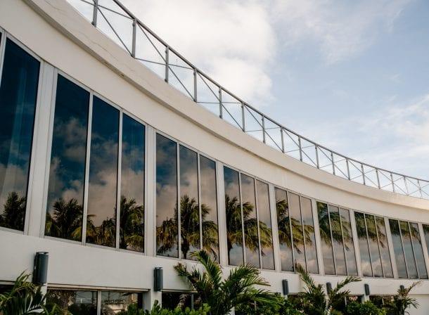 Wedding reception venue in Miami