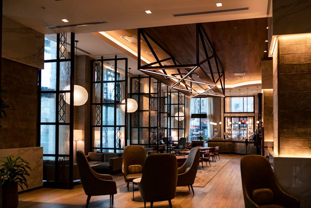 hotel arras lobby