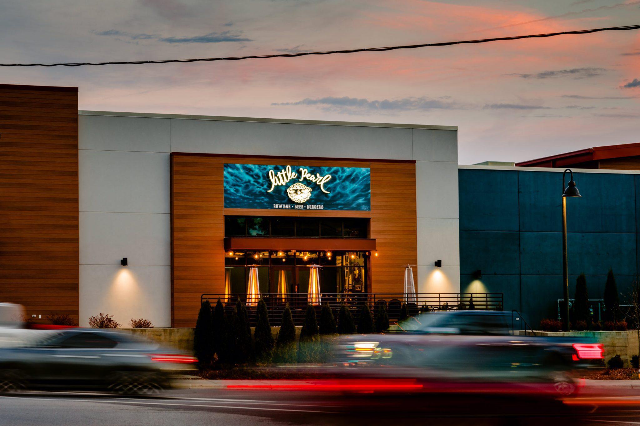 Commercial photoshoot for restaurant in the florida keys