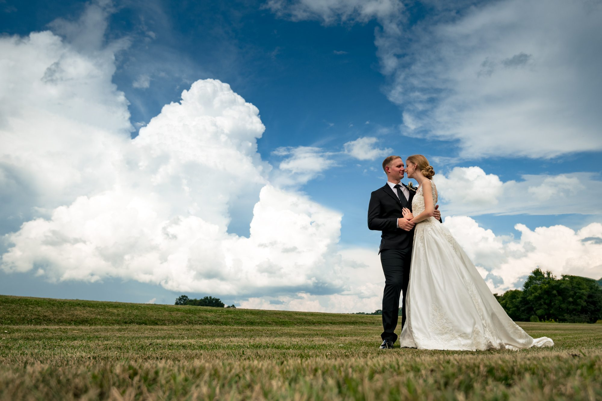 elopement in asheville wedding photographer