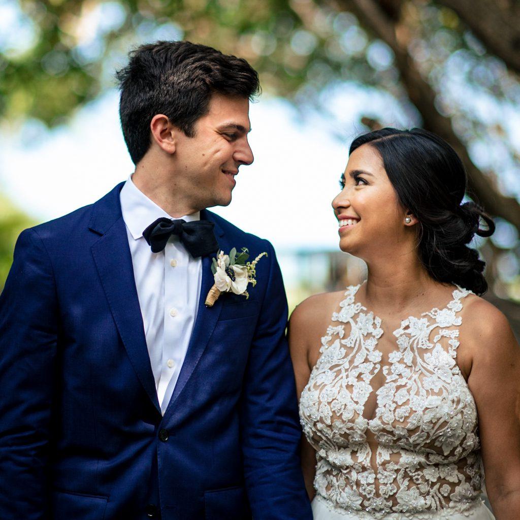 key west wedding couple testimonial photo